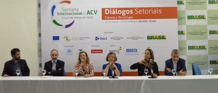 Peritos do Diálogos Setoriais apresentam resultados em evento no Inmetro