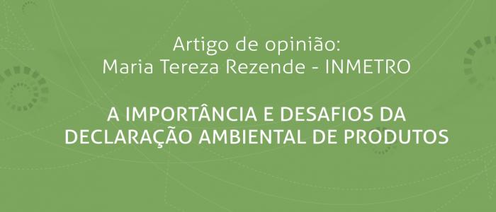 Importância e desafios da declaração ambiental de produtos