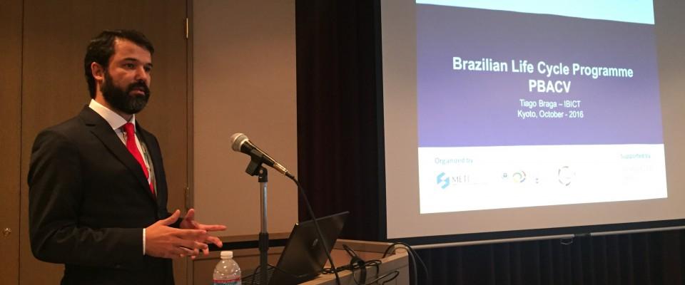 Ibict representa o Brasil em evento de ACV, em Kyoto, no Japão