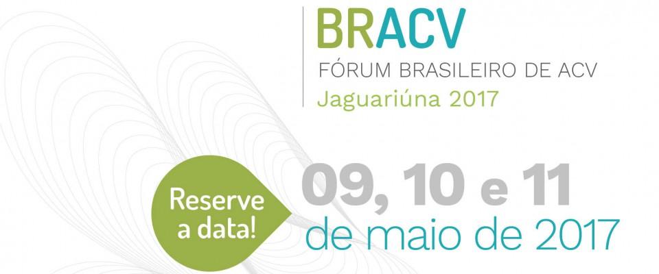 II Fórum Brasileiro de ACV será realizado em São Paulo, em maio de 2017