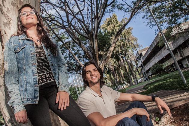 Camila e Lucas