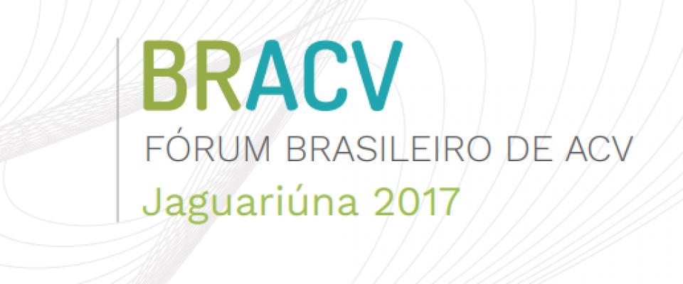 Relatório do II Fórum Brasileiro de Avaliação do Ciclo de Vida (BRACV)