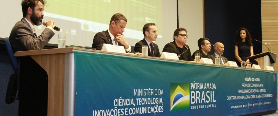 Versão preliminar da Rota Estratégica para Banco de Dados em ACV é lançada em Brasília